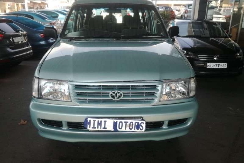 Toyota Condor condo 2000