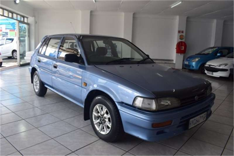 Toyota Conquest 130 Tazz 5spd 1999