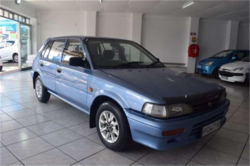 Toyota Conquest 130 Tazz 5spd 1999