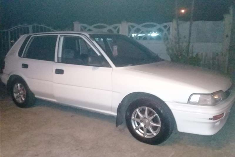 Used 2000 Toyota Conquest