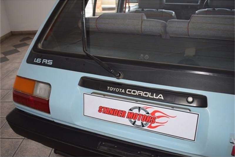 Toyota Conquest 1600 RS 1987