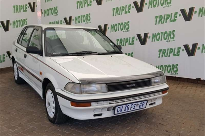 Toyota Conquest 1600 RS 1990