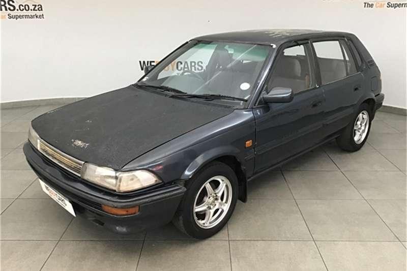 Toyota Conquest 1991