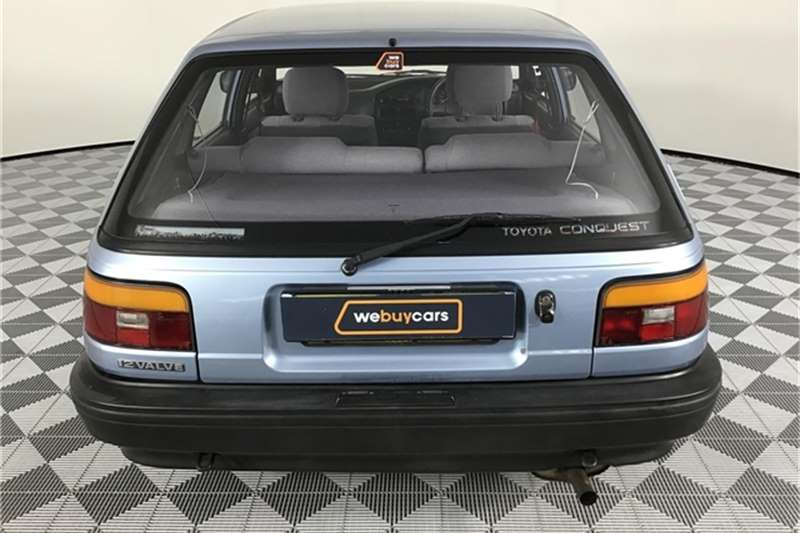 Toyota Conquest 1993
