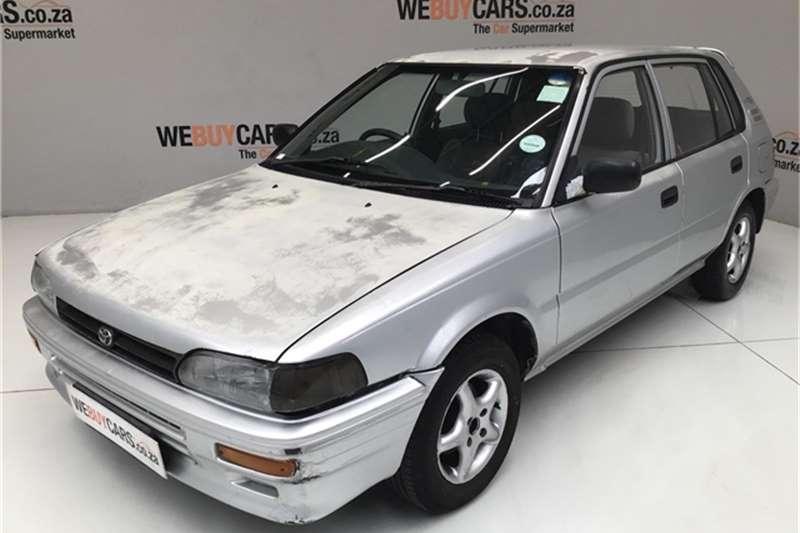 Toyota Conquest 1998