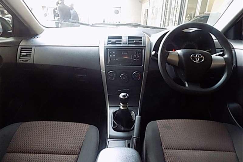 Toyota Conquest 2018