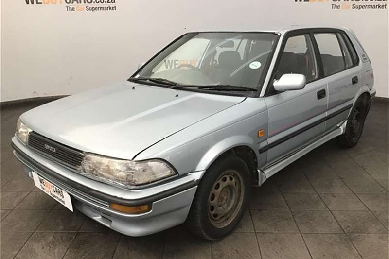 1993 Toyota Conquest