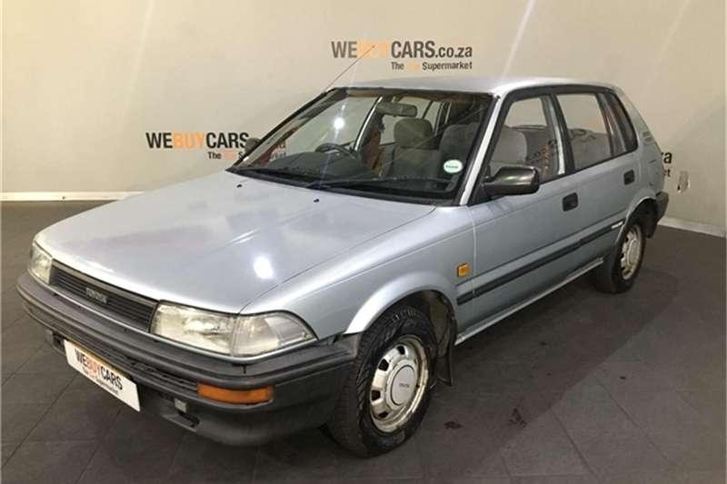 1991 Toyota Conquest