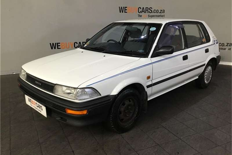 1990 Toyota Conquest