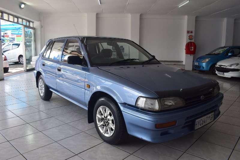 1999 Toyota Conquest Sportback 1.4T S auto