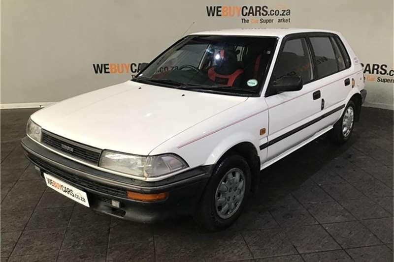 1992 Toyota Conquest