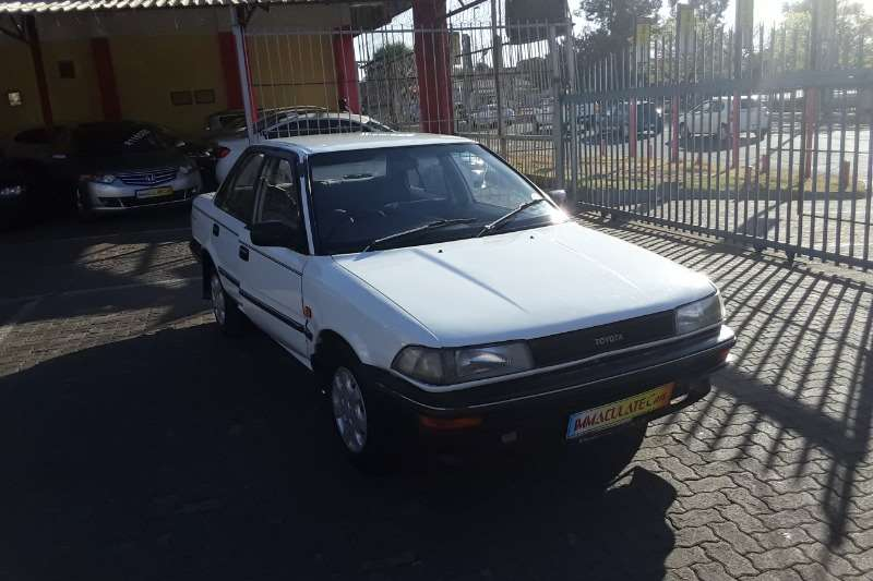 Toyota Corolla 1.3 16 Valve 1990