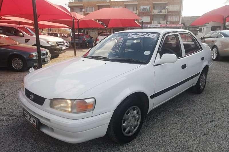 Toyota Corolla 1.3 1996