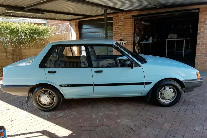 Toyota Corolla 1.3 Advanced 1985