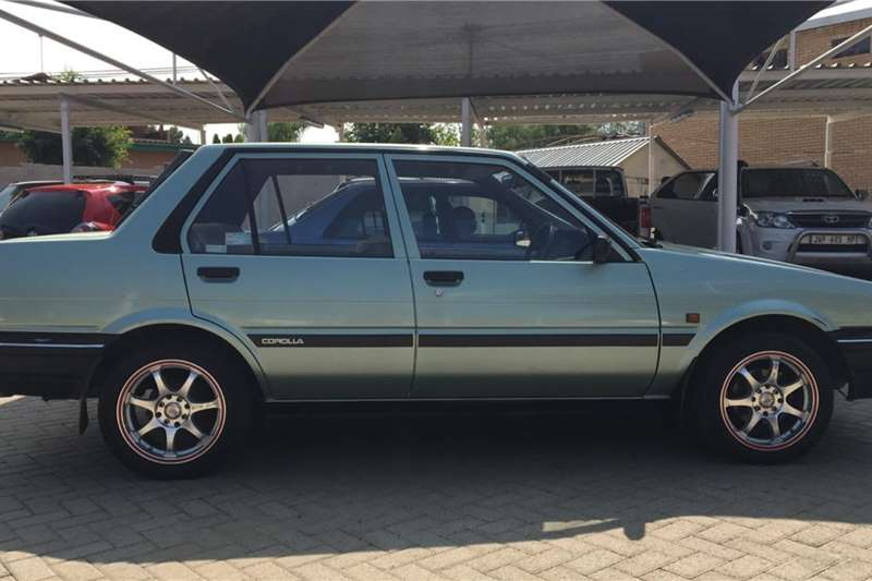 Toyota Corolla 1.3 Advanced 1988