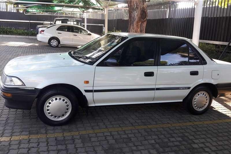 Toyota Corolla 1.3 Advanced 1997