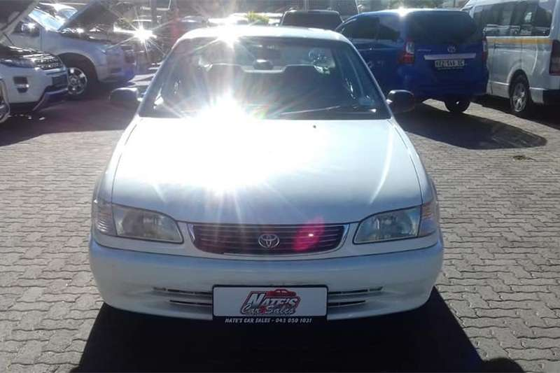 Toyota Corolla 1.3 Advanced 2000
