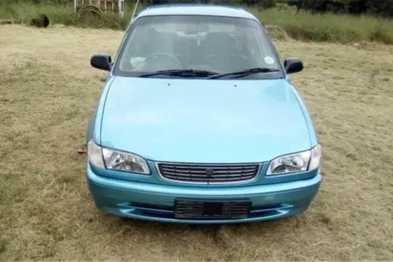 Toyota Corolla 1.3 Advanced 2001