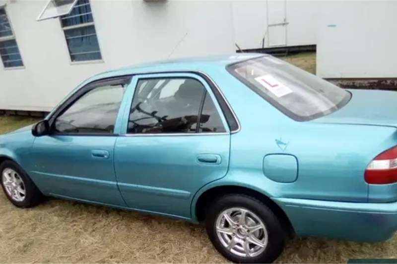 Toyota Corolla 1.3 Advanced 2001