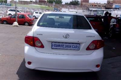 Toyota Corolla 1.3 Advanced 2008
