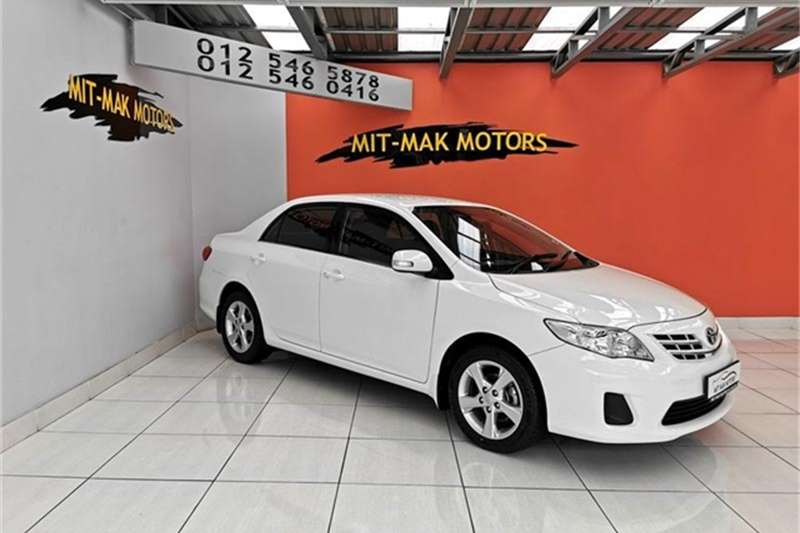 Toyota Corolla 1.3 Advanced 2010
