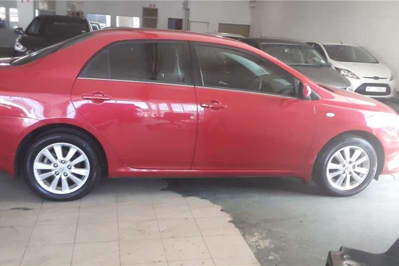 Toyota Corolla 1.3 Advanced 2010