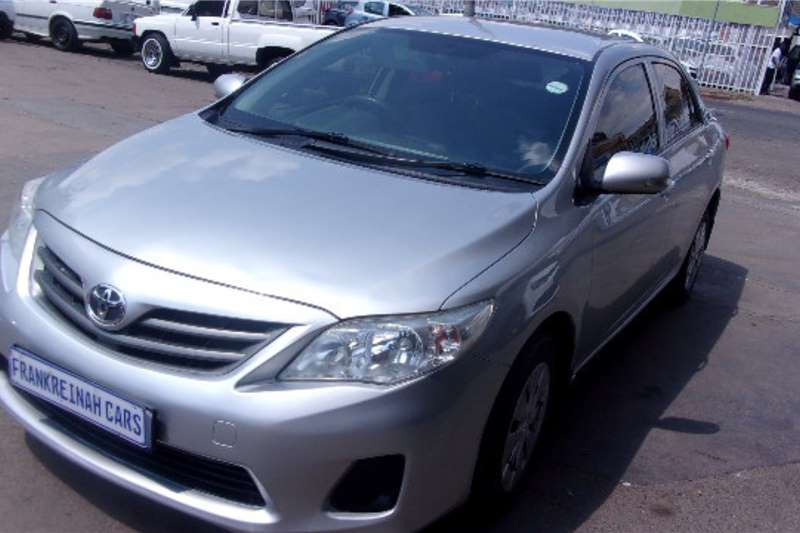 Used 2011 Toyota Corolla 1.3 Advanced