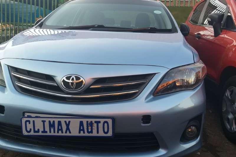 Toyota Corolla 1.3 Advanced 2012