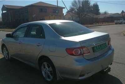 Used 2012 Toyota Corolla 1.3 Advanced