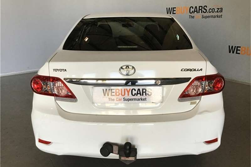 Toyota Corolla 1.3 Advanced 2013