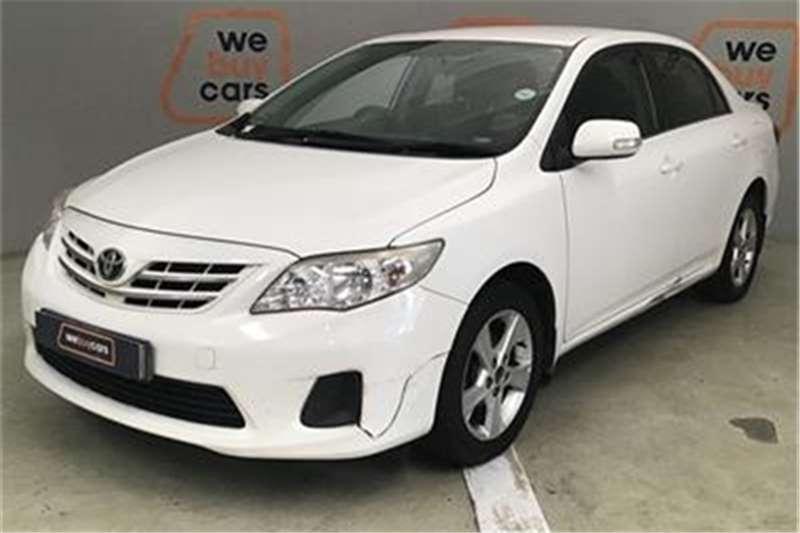 Toyota Corolla 1.3 Advanced 2013