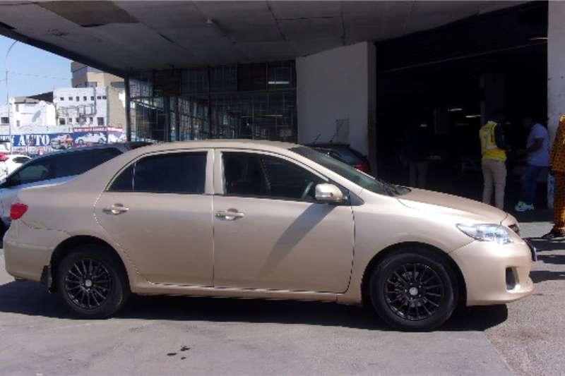 Used 2013 Toyota Corolla 1.3 Advanced