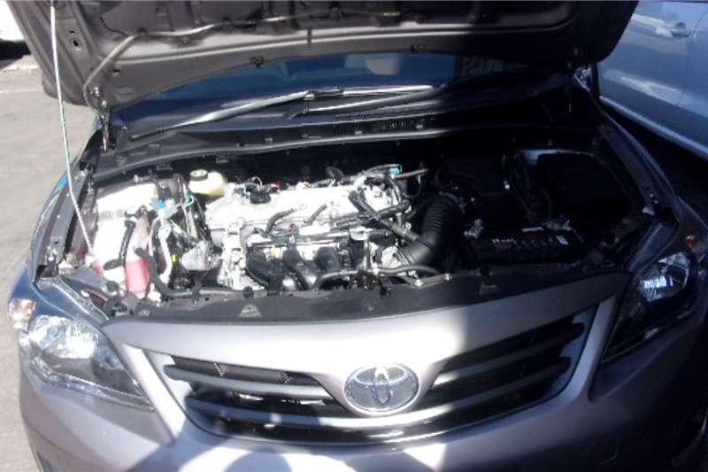 Toyota Corolla 1.3 Advanced 2014