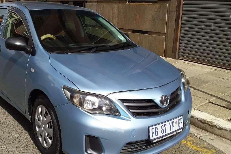 Used 2016 Toyota Corolla 1.3 Advanced