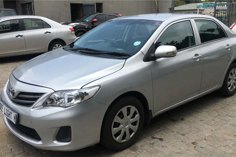 Toyota Corolla 1.3 Advanced Heritage Edition 2012