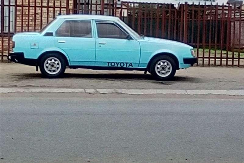 Toyota Corolla 1.3 ESTEEM 1984
