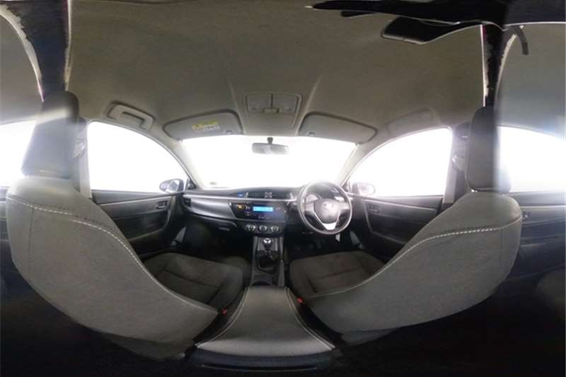2014 Toyota Corolla Corolla 1.3 Esteem