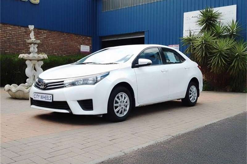 Used 2015 Toyota Corolla 1.3 Esteem