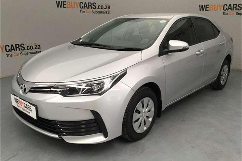 Toyota Corolla 1.3 Esteem 2017