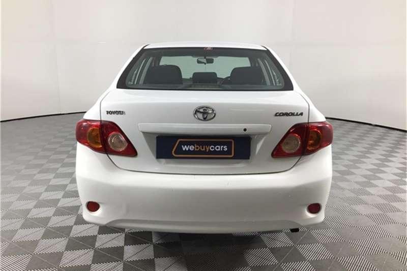 Toyota Corolla 1.3 Impact 2010