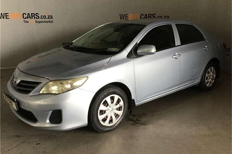 Toyota Corolla 1.3 Impact 2011