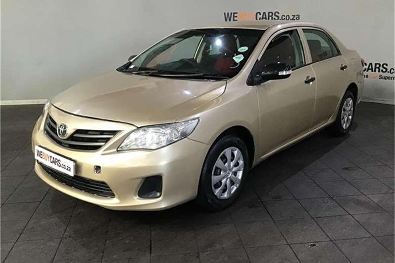 Toyota Corolla 1.3 Impact 2012