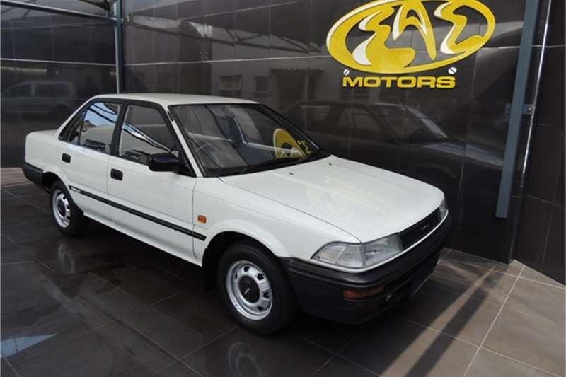 Toyota Corolla 1.3 L 1990