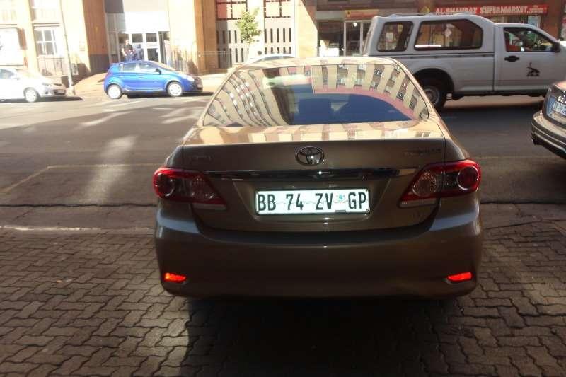 Toyota Corolla 1.3 Prestige 2011