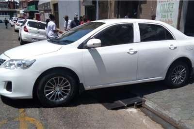 2013 Toyota Corolla Corolla 1.3 Prestige