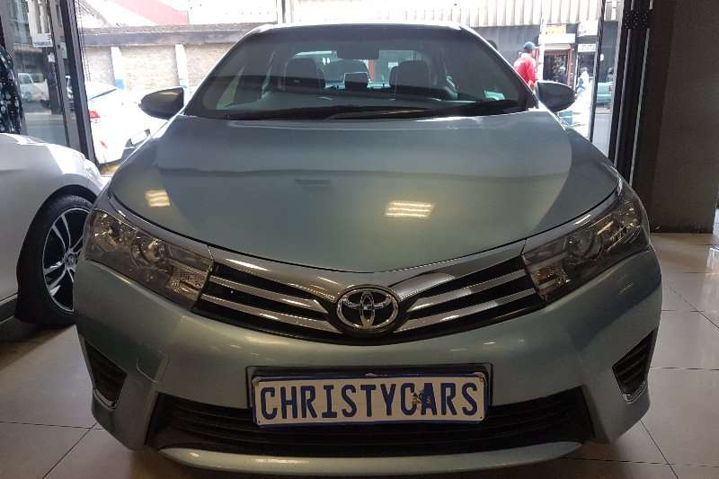 Toyota Corolla Cars For Sale In Gauteng Auto Mart