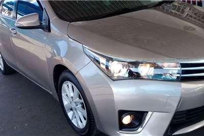 Toyota Corolla 1.3 Prestige 2015