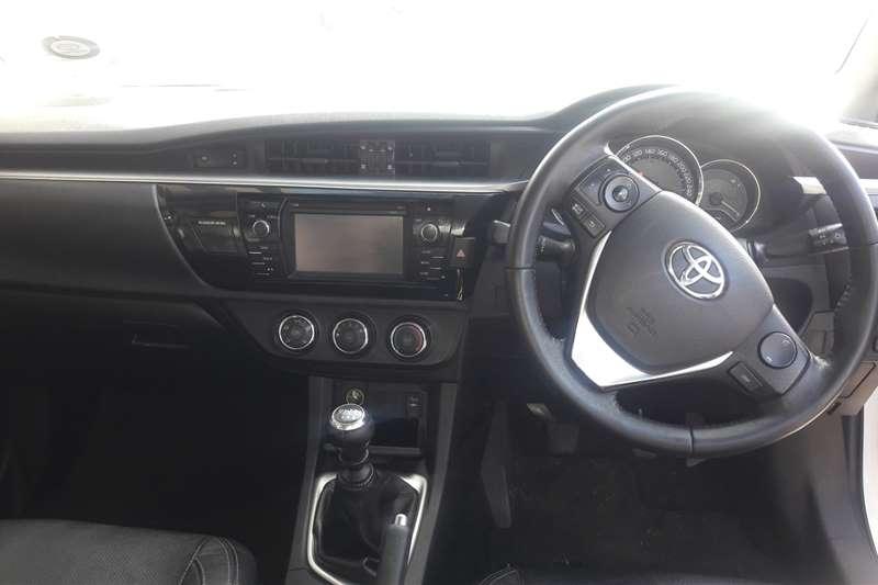 2015 Toyota Corolla Corolla 1.3 Prestige