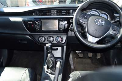 Used 2015 Toyota Corolla 1.3 Prestige