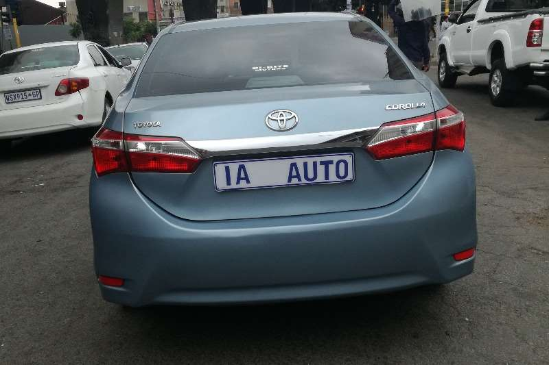 Toyota Corolla 1.3 Prestige 2016